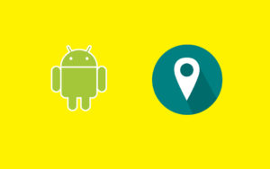Android GPS automatically