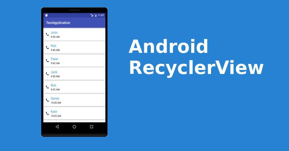 Android RecyclerView